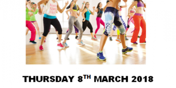 FREE Zumba taster session!